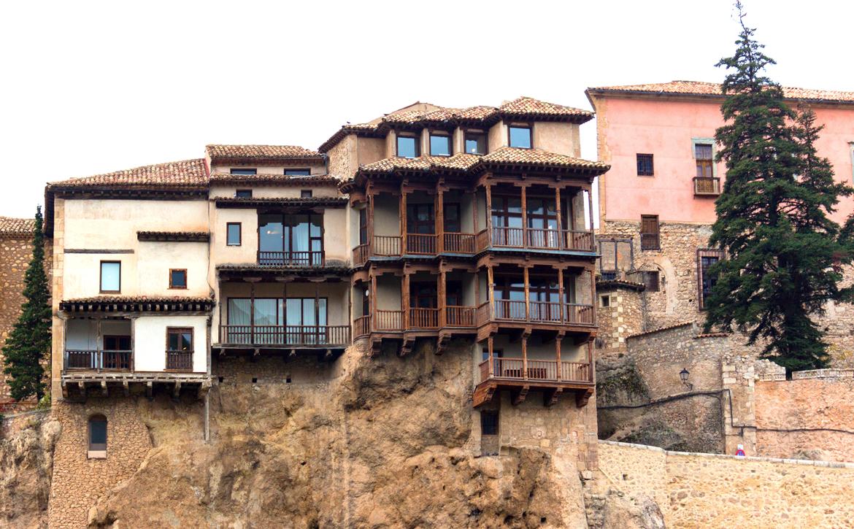 Museo de Arte Abstracto de Cuenca - Casas Colgadas