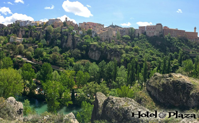 Cuenca - sendero de la Hoz del Júcar