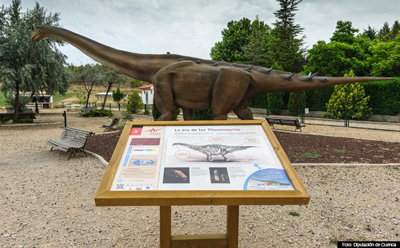 ruta de los dinosaurios cuenca - pepito
