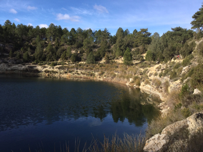 Laguna de la Gitana - Lagunas de Cañada del Hoyo