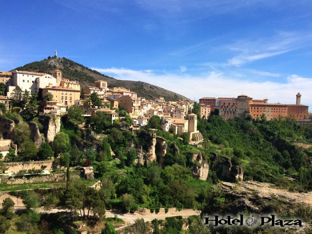Cuenca desde San Julián