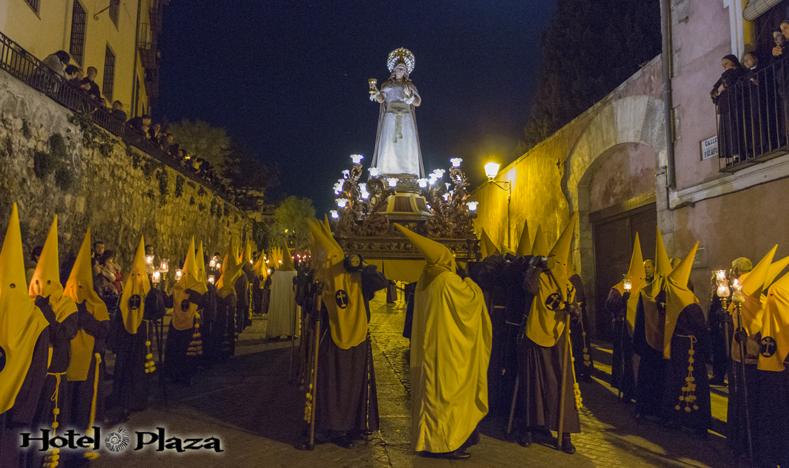 Breve guía de la Semana Santa de Cuenca