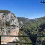 Vistas desde el Ventano del Diablo - Serranía de Cuenca