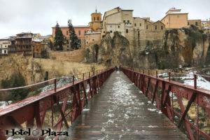 Puente de San Pablo Cuenca - Hotel Plaza