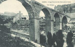 Puente de San Pablo de piedra - Cuenca