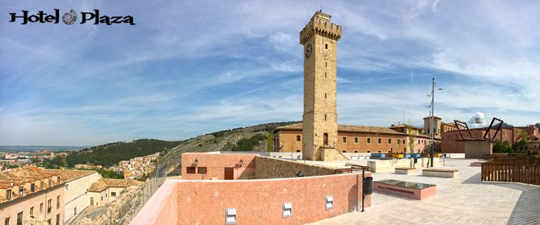 Torre y plaza de Mangana Cuenca
