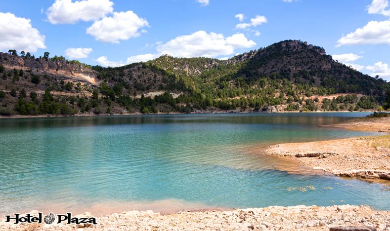 zona natural de baño en Cuenca - La Toba - Uña