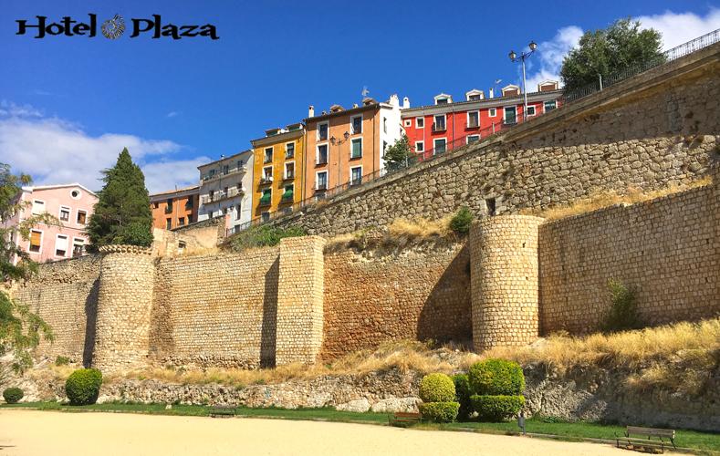 muralla-cuenca-hotel-plaza