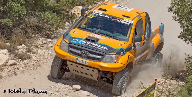 Manuel Plaza Rallye Cuenca 2016