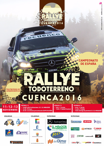 rallye cuenca 2016