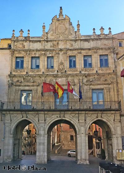Ayuntamiento de Cuenca - Plaza Mayor