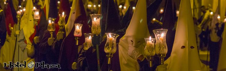Semana Santa Cuenca - horarios procesiones