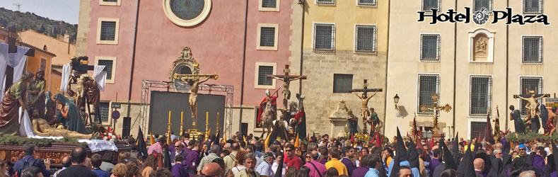 Semana Santa Cuenca - procesión horarios