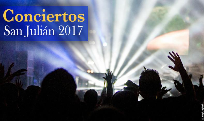 Conciertos San Julián 2017 - Cuenca
