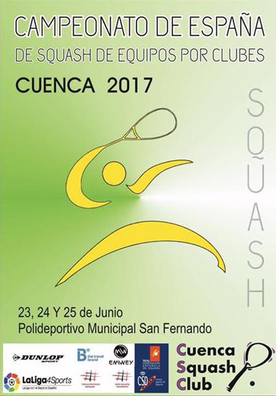 Campeonato de España de Squash - Cuenca