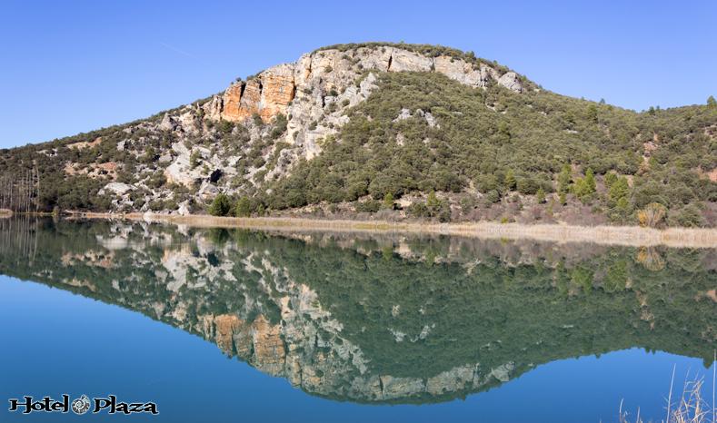 Laguna del Tobar - Zonas Naturales de baño en Cuenca