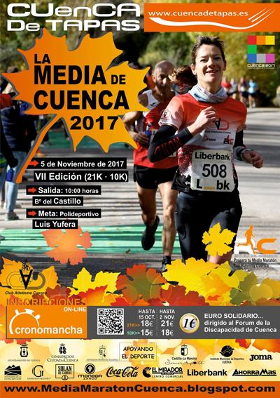 media maraton de cuenca
