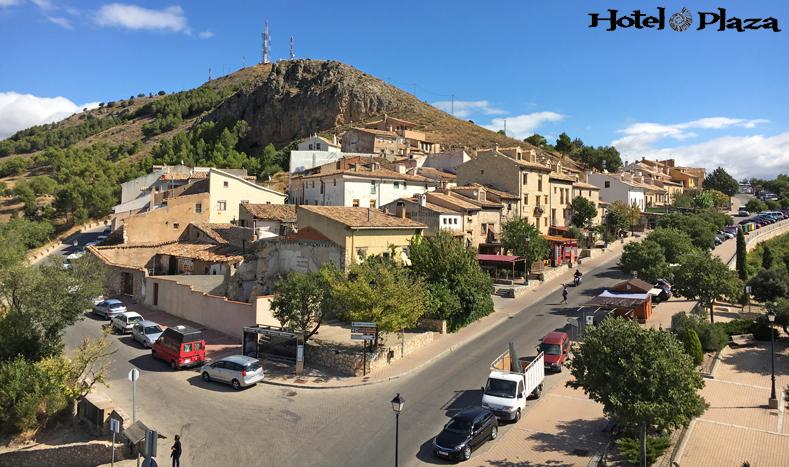 barrio del castillo de Cuenca