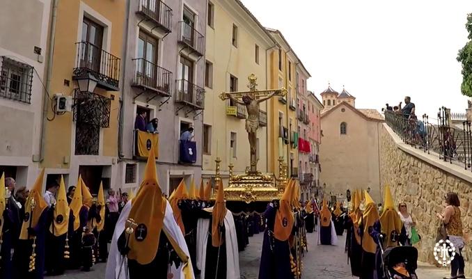 Video Semana Santa de Cuenca