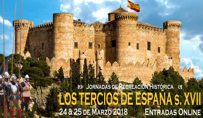 Castillo de Belmonte - Recreaciones históricas