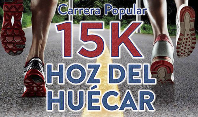Carrera popular 15k Hoz del Huécar