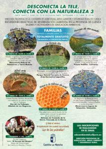 Actividades en la Serranía de Cuenca