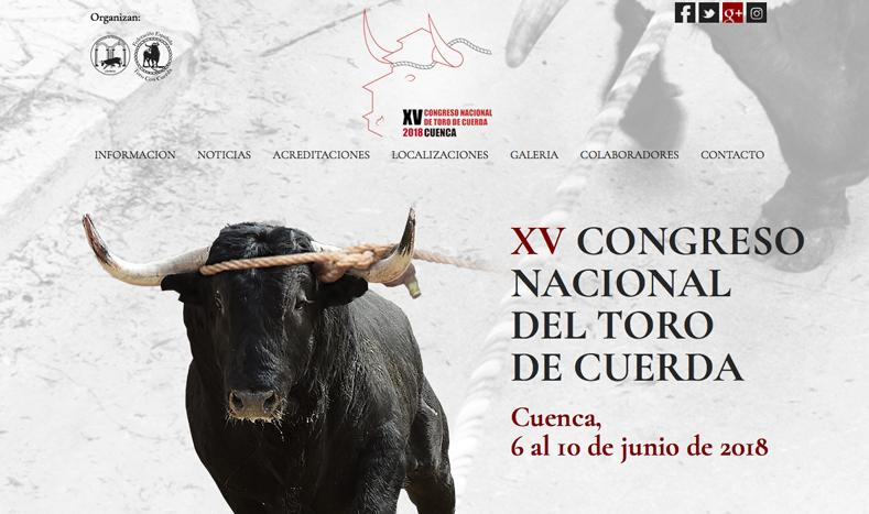 congreso toro de cuerda - cuenca