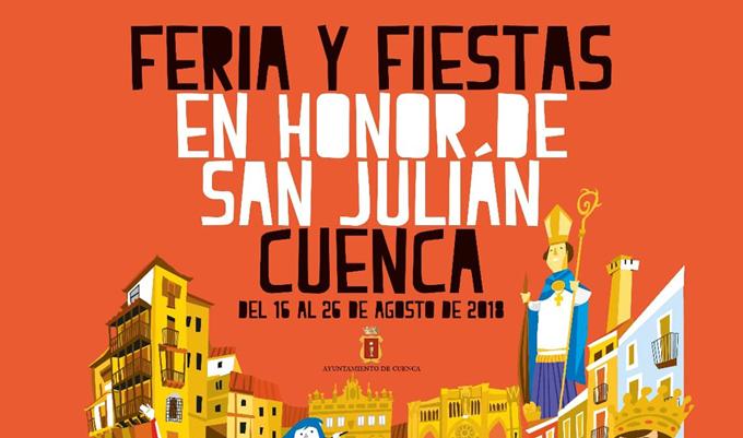 Fiestas de San Julián 2018 - Cuenca