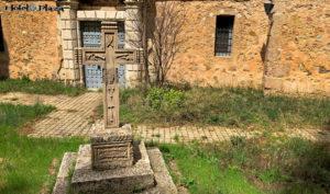la cruz de los descalzos leyenda cuenca