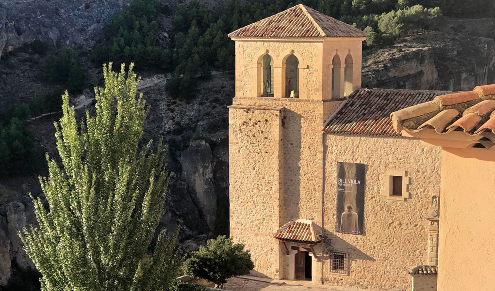 Via Mistica - Bill Viola - Iglesia de San Miguel
