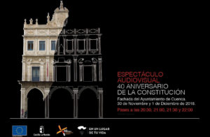 Espectaculo audiovisual cuenca